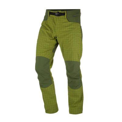 NO-3596OR pánske nohavice tkané-káro pre outdoorové aktivity 1L GREJOL 19