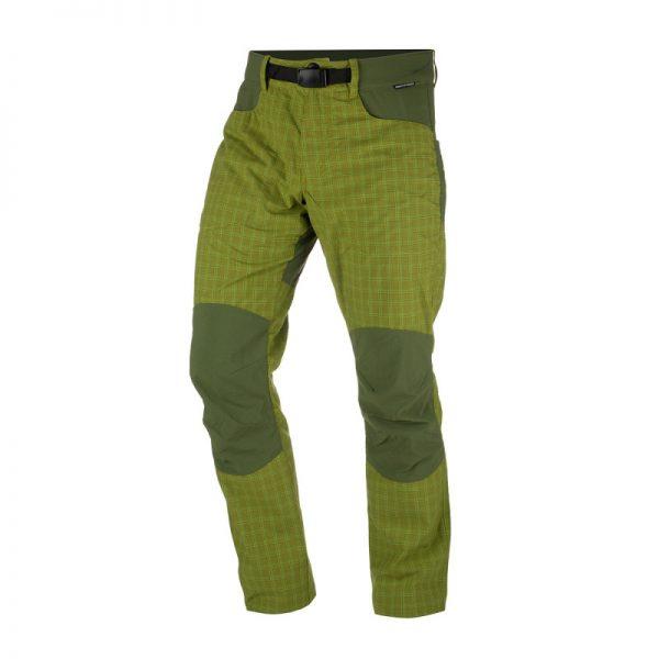 NO-3596OR pánske nohavice tkané-káro pre outdoorové aktivity 1L GREJOL 9