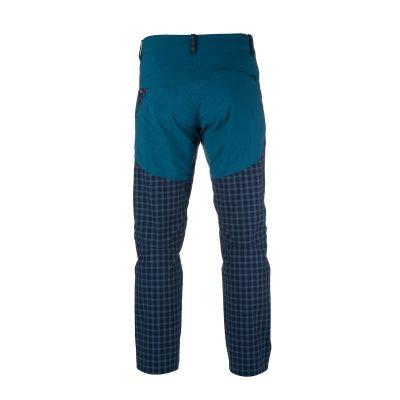 NO-3596OR pánske nohavice tkané-káro pre outdoorové aktivity 1L GREJOL 20