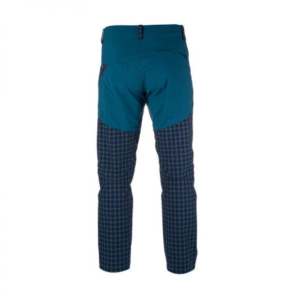 NO-3596OR pánske nohavice tkané-káro pre outdoorové aktivity 1L GREJOL 10