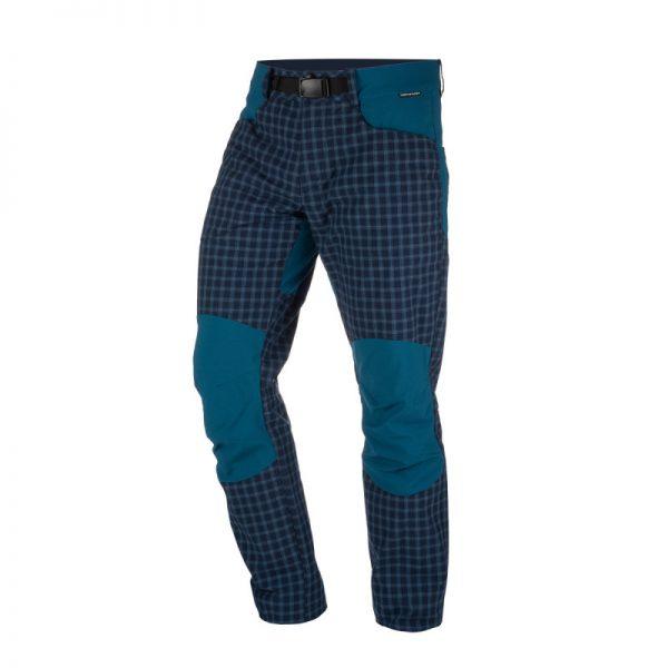 NO-3596OR pánske nohavice tkané-káro pre outdoorové aktivity 1L GREJOL 11