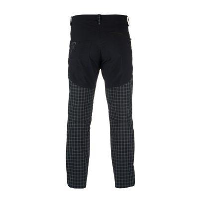 NO-3596OR pánske nohavice tkané-káro pre outdoorové aktivity 1L GREJOL 22