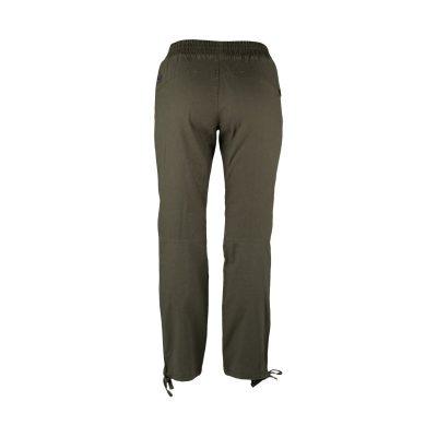 NO-4525SP dámske nohavice cestovateľské z ľahkej bavlny VYLMA 32