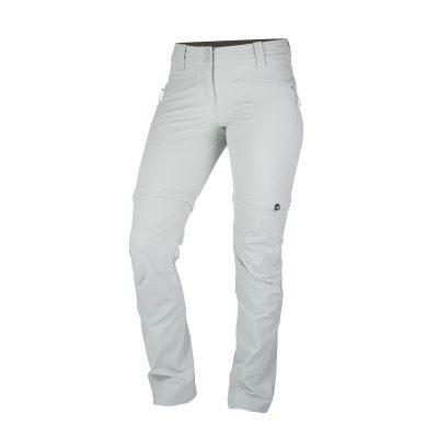 NO-4593OR dámske nohavice 2v1 tkané-strečové pre outdoorové aktivity 1L DRALA 23