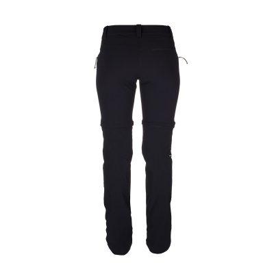 NO-4593OR dámske nohavice 2v1 tkané-strečové pre outdoorové aktivity 1L DRALA 20