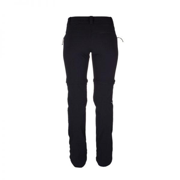 NO-4593OR dámske nohavice 2v1 tkané-strečové pre outdoorové aktivity 1L DRALA 10