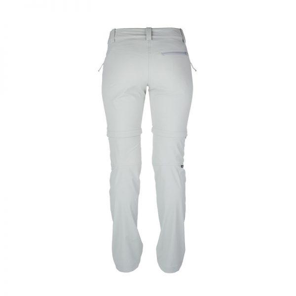 NO-4593OR dámske nohavice 2v1 tkané-strečové pre outdoorové aktivity 1L DRALA 12