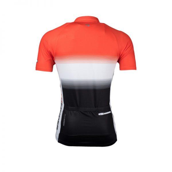 TR-3375SII pánske tričko cyklistické celopotlačené slim fit VALENTINO 4