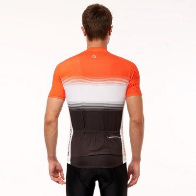 TR-3375SII pánske tričko cyklistické celopotlačené slim fit VALENTINO 15
