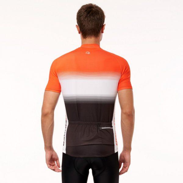 TR-3375SII pánske tričko cyklistické celopotlačené slim fit VALENTINO 6