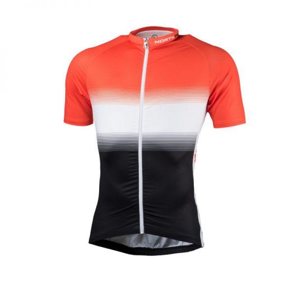 TR-3375SII pánske tričko cyklistické celopotlačené slim fit VALENTINO 3