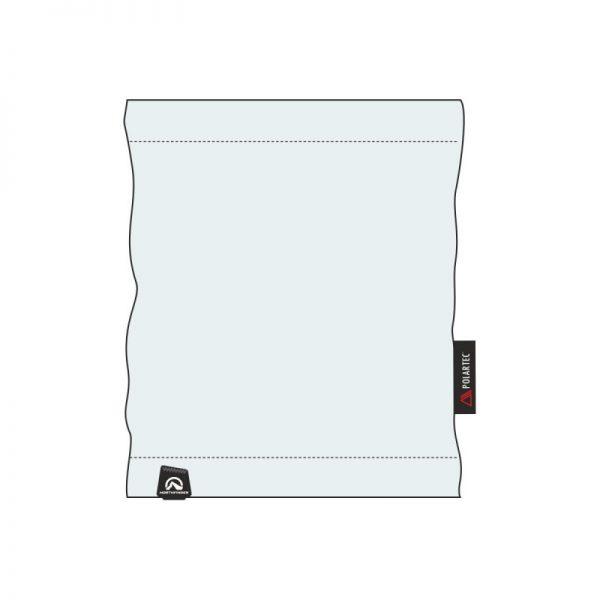 AS-0022PRO unisex hrejivá šatka Polartec Micro fleece short GROSDY 6