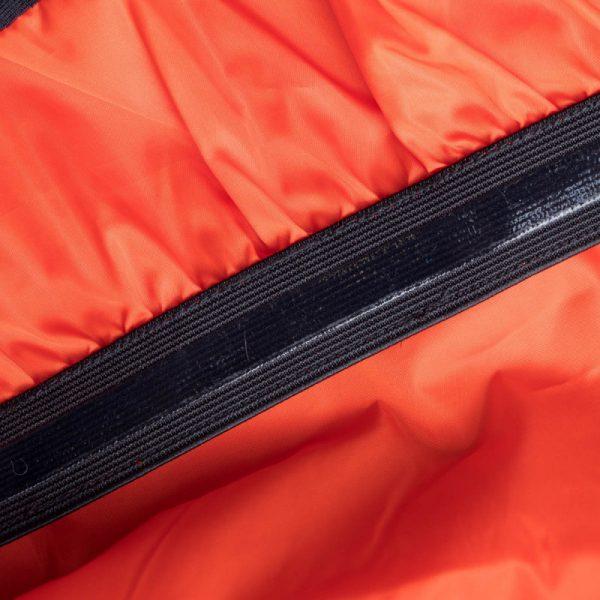 BU-3800SNW pánska bunda zateplená free-style plná výbavou print ELKLIPS 15
