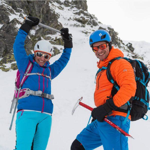 BU-3808SKP pánska bunda ski-touring thermal PrimaLoft BUDIN 4