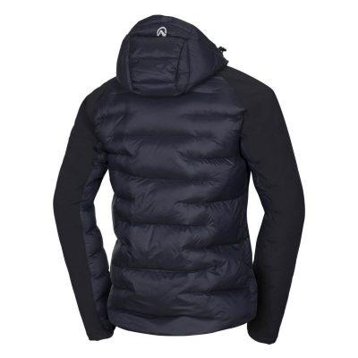 BU-3840SP pánska bunda zateplená softshell combi VINGET 19