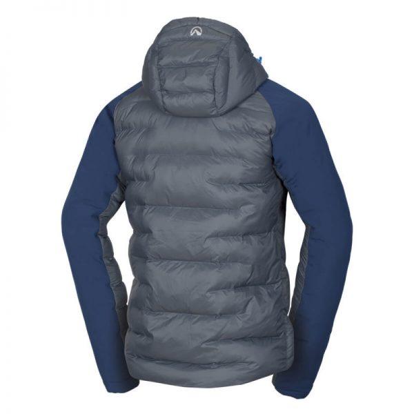 BU-3840SP pánska bunda zateplená softshell combi VINGET 11
