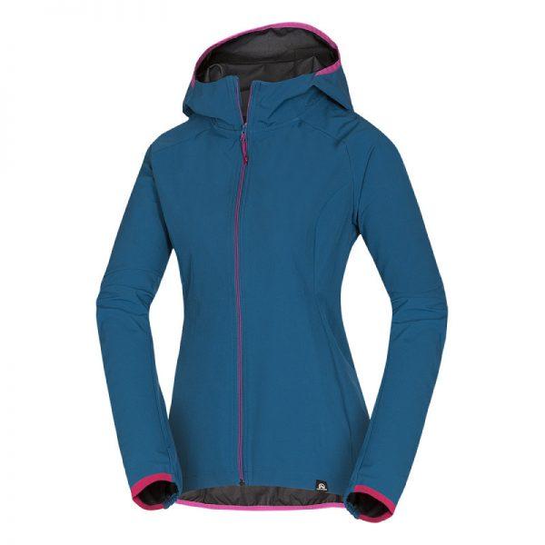 BU-4559OR dámska bunda pevná-softshellová pre aktívny outdoor 3 vrstvová AISHA 4