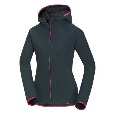 BU-4559OR dámska bunda pevná-softshellová pre aktívny outdoor 3 vrstvová AISHA 10