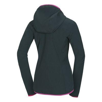 BU-4559OR dámska bunda pevná-softshellová pre aktívny outdoor 3 vrstvová AISHA 11
