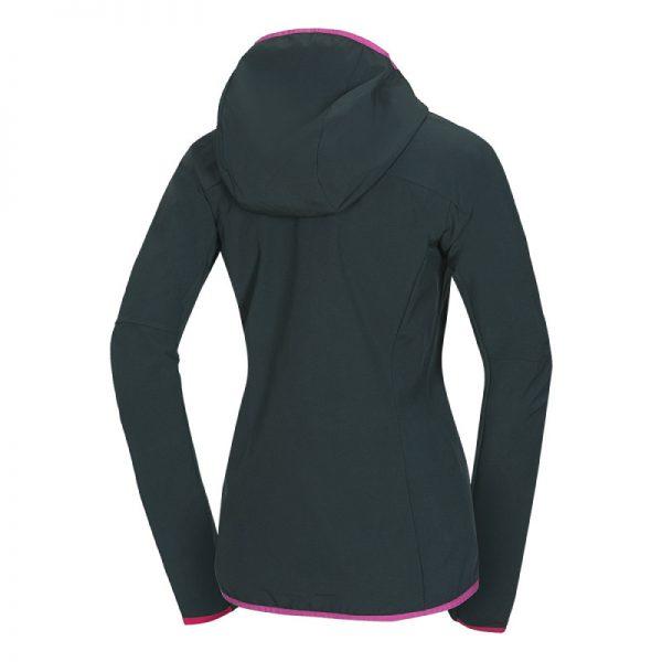 BU-4559OR dámska bunda pevná-softshellová pre aktívny outdoor 3 vrstvová AISHA 7
