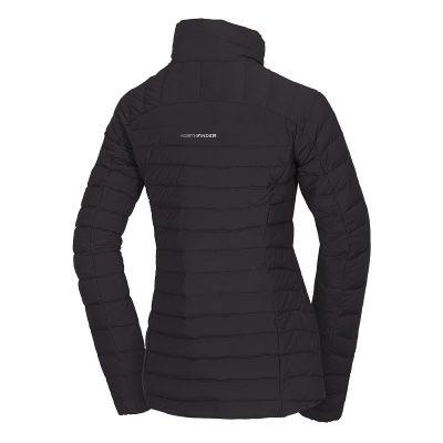 BU-4662OR dámska bunda ultra-ľahká pre suché a chladné počasie EXTRA SIZE BESIMA 24