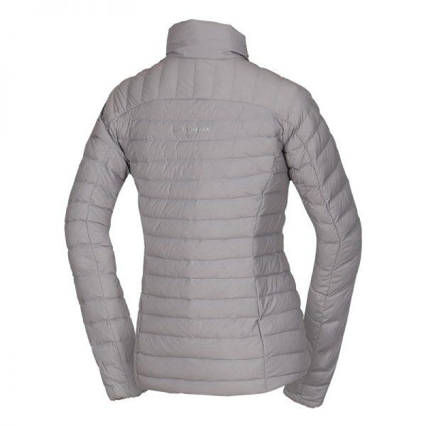 BU-4662OR dámska bunda ultra-ľahká pre suché a chladné počasie EXTRA SIZE BESIMA 5
