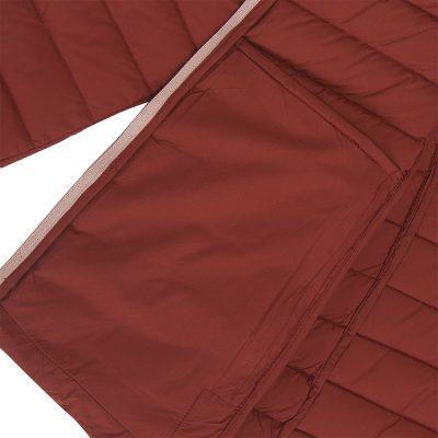 BU-4662OR dámska bunda ultra-ľahká pre suché a chladné počasie EXTRA SIZE BESIMA 18