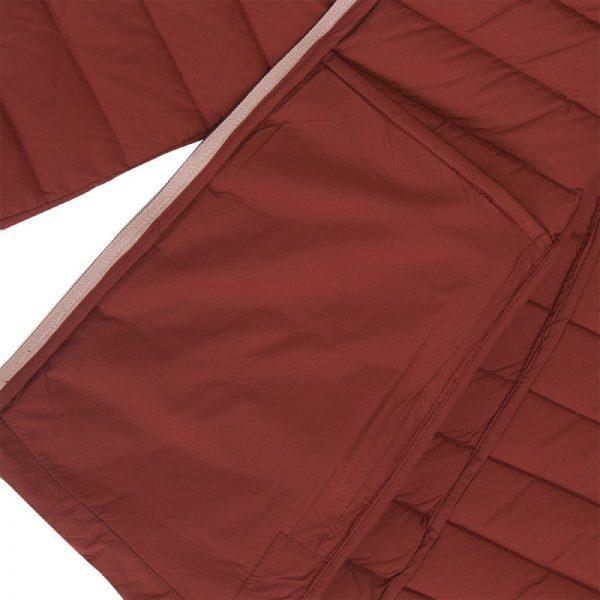 BU-4662OR dámska bunda ultra-ľahká pre suché a chladné počasie EXTRA SIZE BESIMA 7