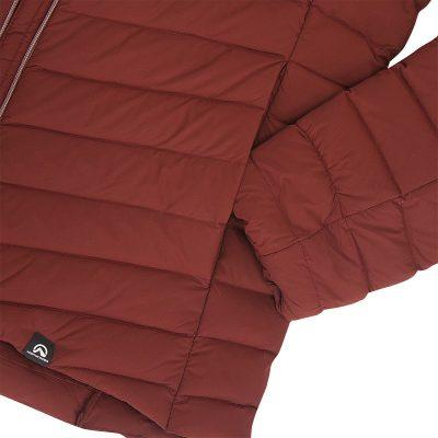 BU-4662OR dámska bunda ultra-ľahká pre suché a chladné počasie EXTRA SIZE BESIMA 20