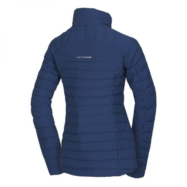 BU-4662OR dámska bunda ultra-ľahká pre suché a chladné počasie EXTRA SIZE BESIMA 3