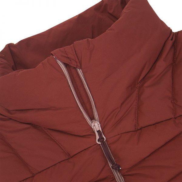 BU-4662OR dámska bunda ultra-ľahká pre suché a chladné počasie EXTRA SIZE BESIMA 10