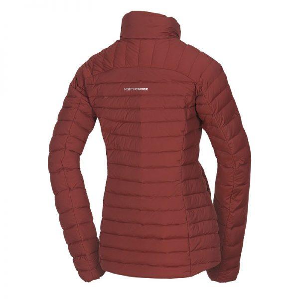 BU-4662OR dámska bunda ultra-ľahká pre suché a chladné počasie EXTRA SIZE BESIMA 11