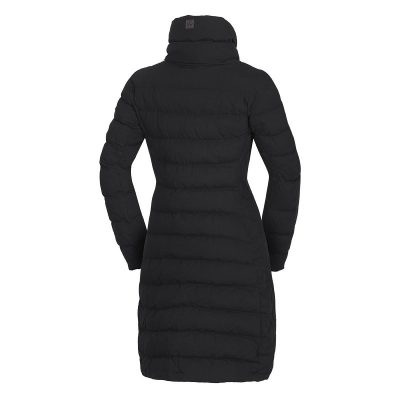 BU-4692SP dámska bunda zateplená bavlnený dlhý štýl CINKA 13