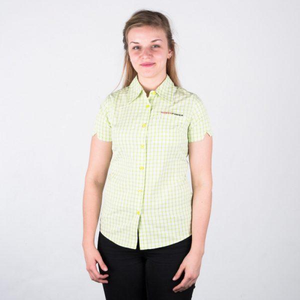 KO-4015OR dámska košeľa CLARA 3