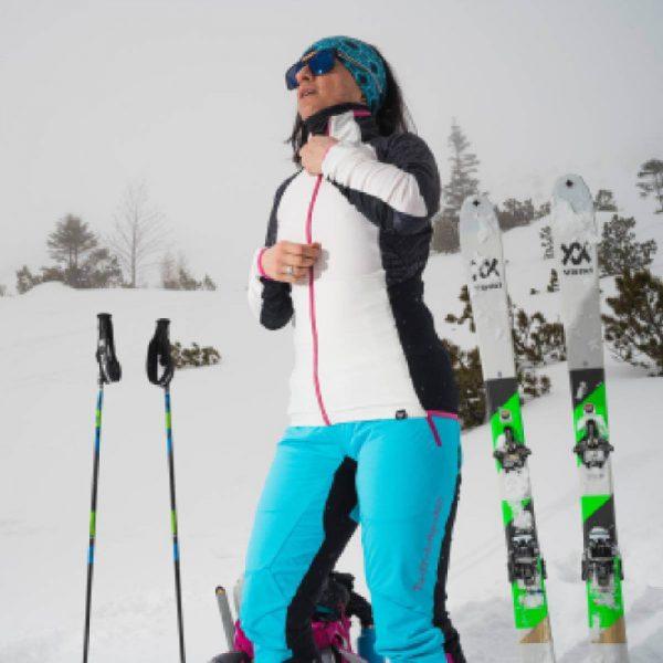 MI-4625SKP dámska mikina ski-touring active comfort ZLIECHOVA 6