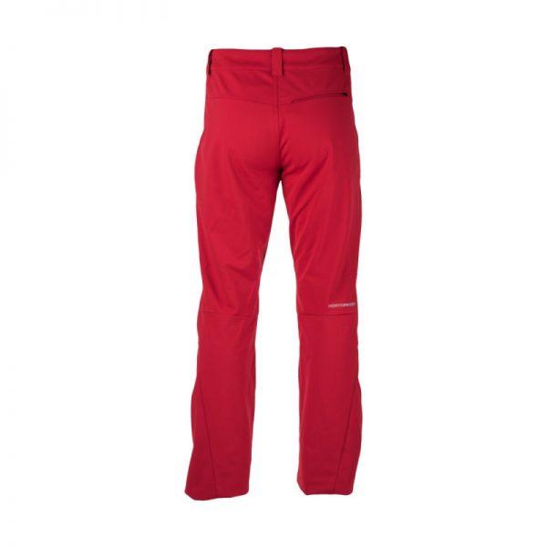 NO-3490OR pánske nohavice strečový-softshell štýl outdoor 3 vrstvové ROYCE 4