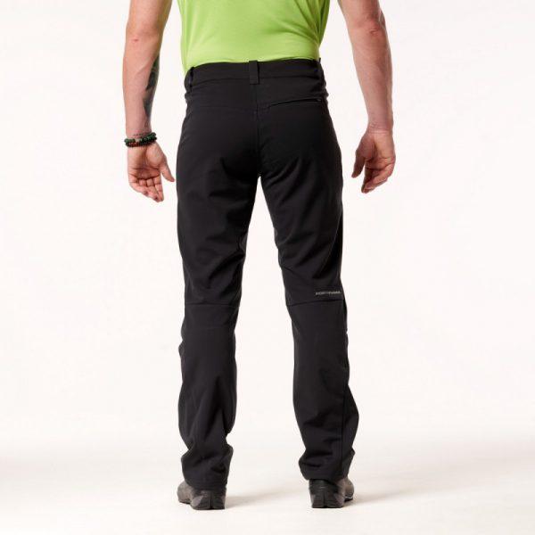 NO-3490OR pánske nohavice strečový-softshell štýl outdoor 3 vrstvové ROYCE 15