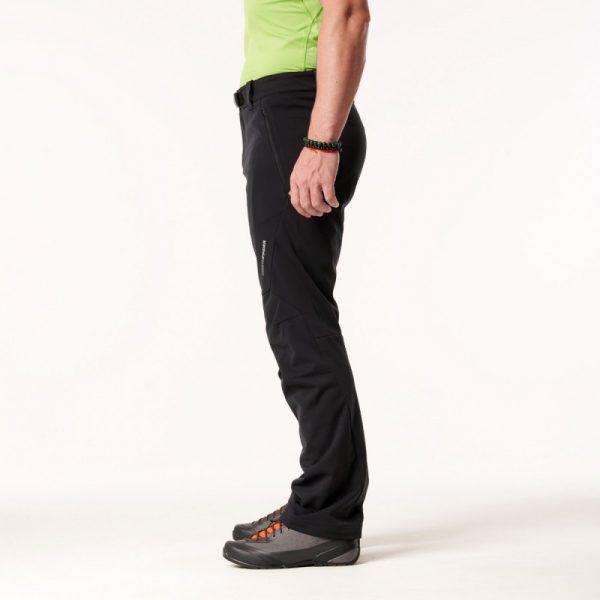 NO-3490OR pánske nohavice strečový-softshell štýl outdoor 3 vrstvové ROYCE 16