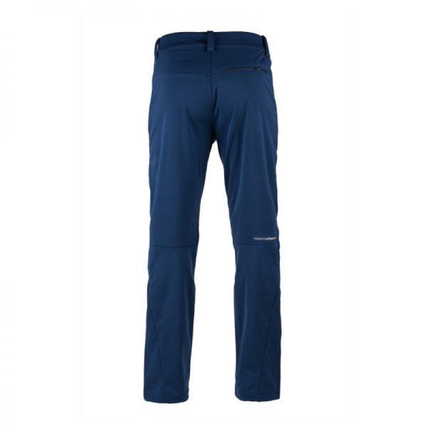 NO-3490OR pánske nohavice strečový-softshell štýl outdoor 3 vrstvové ROYCE 18