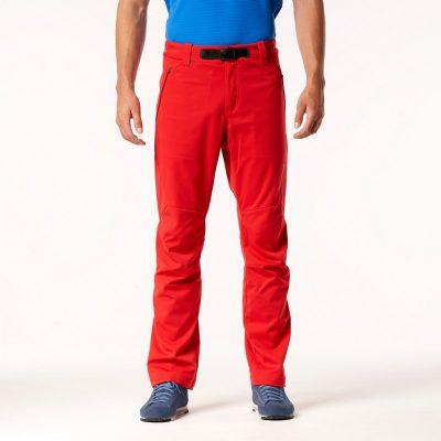 NO-3490OR pánske nohavice strečový-softshell štýl outdoor 3 vrstvové ROYCE 23