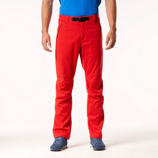NO-3490OR pánske nohavice strečový-softshell štýl outdoor 3 vrstvové ROYCE 5