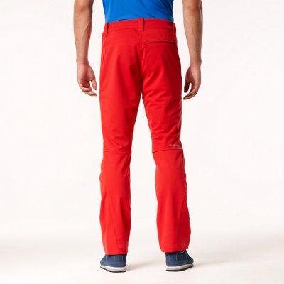NO-3490OR pánske nohavice strečový-softshell štýl outdoor 3 vrstvové ROYCE 24