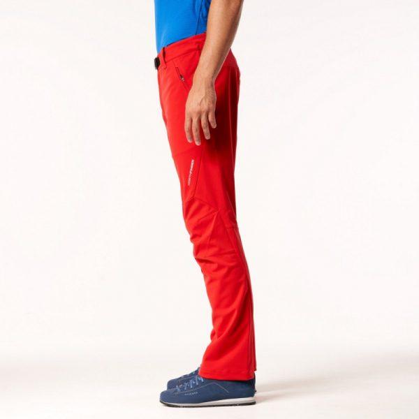 NO-3490OR pánske nohavice strečový-softshell štýl outdoor 3 vrstvové ROYCE 7