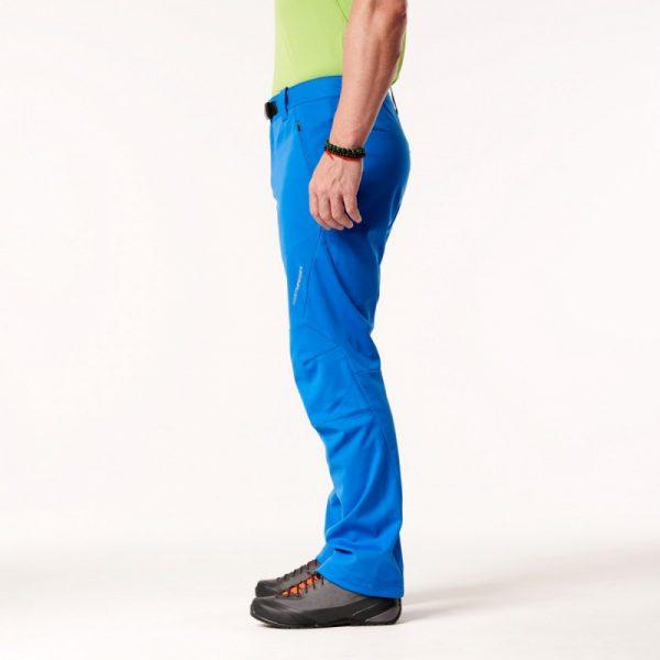 NO-3490OR pánske nohavice strečový-softshell štýl outdoor 3 vrstvové ROYCE 11