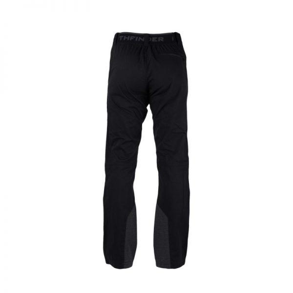 NO-3501OR pánske nohavice bavlnené komfortné 1 vrstvové DEEGAN 16