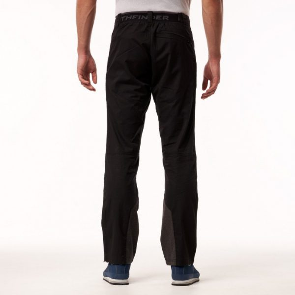 NO-3501OR pánske nohavice bavlnené komfortné 1 vrstvové DEEGAN 18