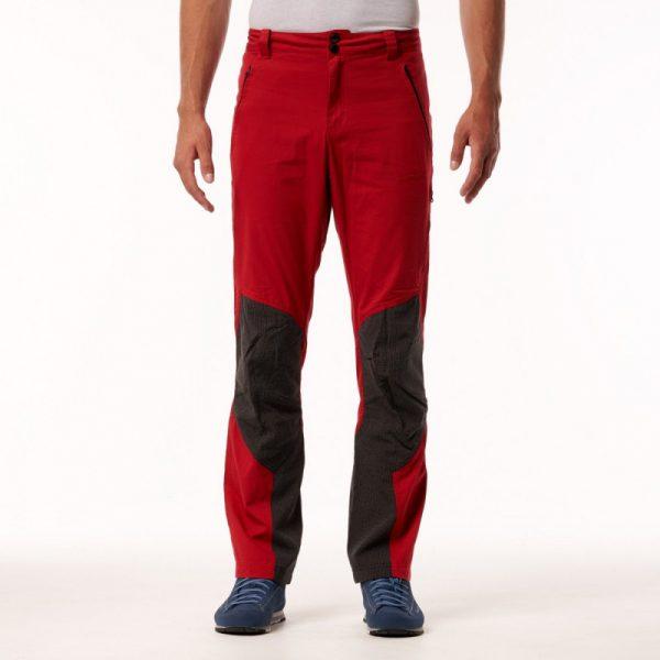 NO-3501OR pánske nohavice bavlnené komfortné 1 vrstvové DEEGAN 5