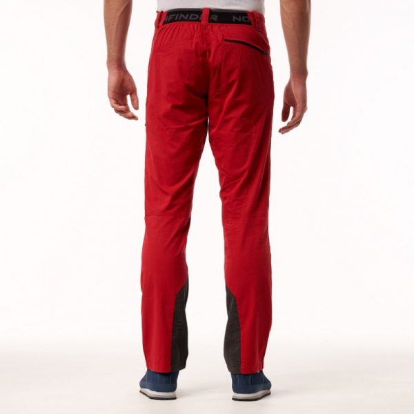 NO-3501OR pánske nohavice bavlnené komfortné 1 vrstvové DEEGAN 6