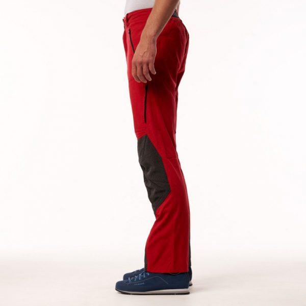 NO-3501OR pánske nohavice bavlnené komfortné 1 vrstvové DEEGAN 7