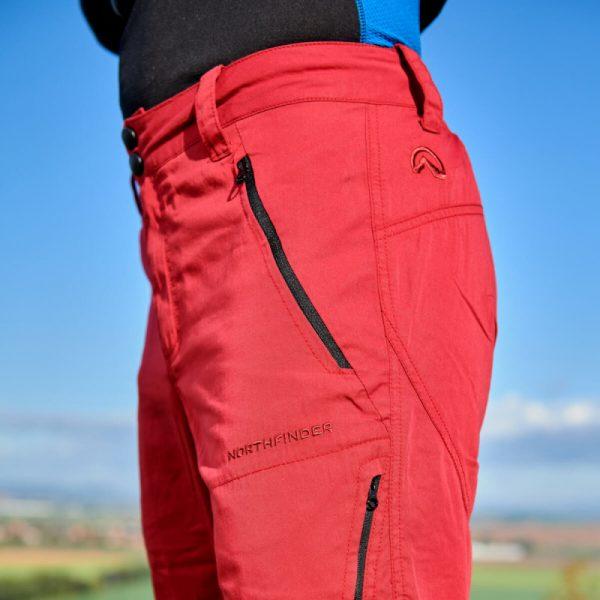 NO-3501OR pánske nohavice bavlnené komfortné 1 vrstvové DEEGAN 8